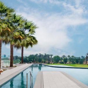 Luxury Dubai Holidays JA Lake View Hotel Pool