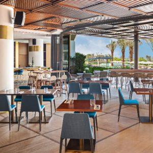 Luxury Dubai Holidays JA Lake View Hotel Republik Restaurant