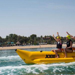 Luxury Dubai Holidays JA Lake View Hotel Water Activites