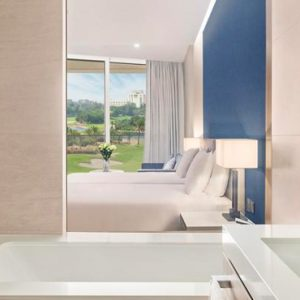 Luxury Dubai Holidays JA Lake View Hotel Bathroom 2