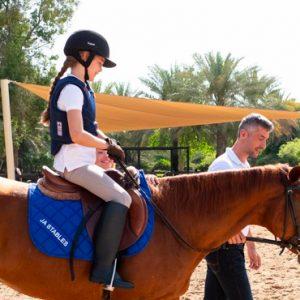 Luxury Dubai Holidays JA Lake View Hotel Horse Riding