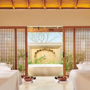 Luxury Maldives Holidays Fairmont Maldives Sirru Fen Fushi Couples Spa