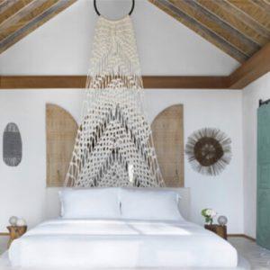 Luxury Maldives Holidays Fairmont Maldives Sirru Fen Fushi Deluxe Beach Sunrise Villa