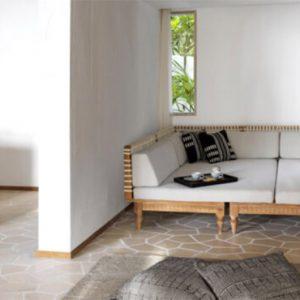 Luxury Maldives Holidays Fairmont Maldives Sirru Fen Fushi Deluxe Beach Sunset Villa 2