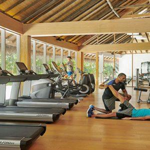 Luxury Maldives Holidays Fairmont Maldives Sirru Fen Fushi Fitness