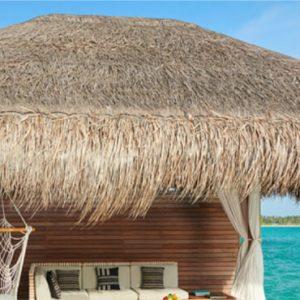 Luxury Maldives Holidays Fairmont Maldives Sirru Fen Fushi Two Bedroom Water Sunrise Villa