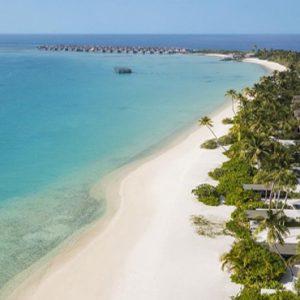 Luxury Maldives Holidays Fairmont Maldives Sirru Fen Fushi Aerial View2