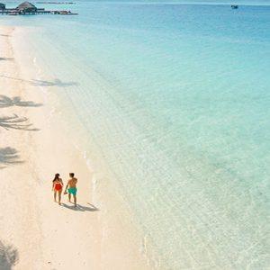 Luxury Maldives Holidays Fairmont Maldives Sirru Fen Fushi Beach