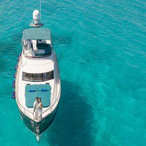 Luxury Maldives Holidays Fairmont Maldives Sirru Fen Fushi Yacht Excursion