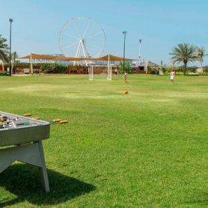 Activites Le Royal Meridien Beach Resort & Spa Dubai Holidays