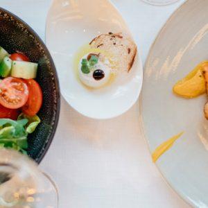 Dishes The St Regis Istanbul Turkey Holidays
