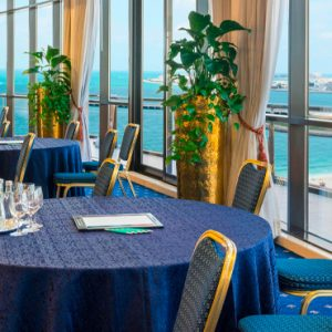 Event Room 3 Le Royal Meridien Beach Resort & Spa Dubai Holidays