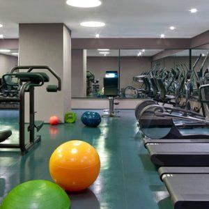 Gym The St Regis Istanbul Turkey Holidays