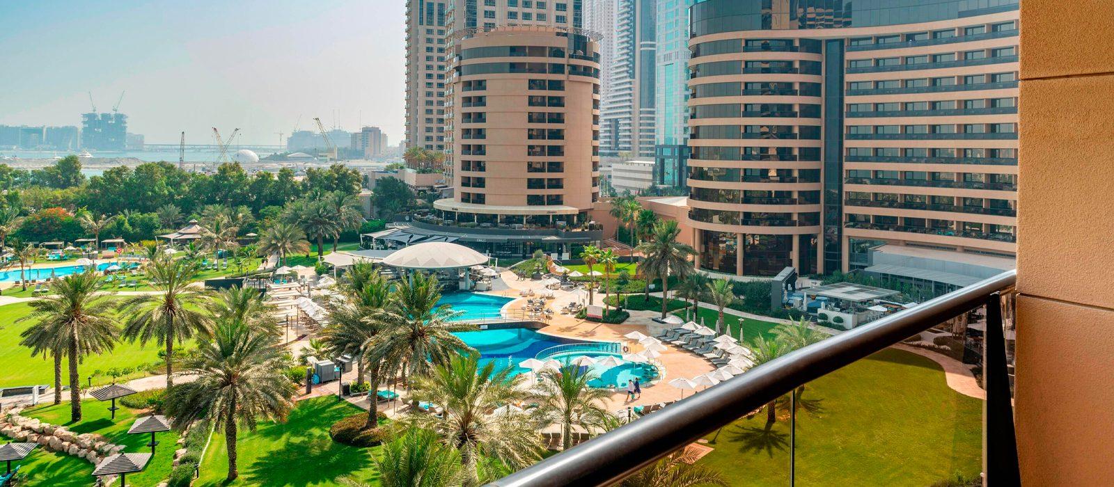 Header Le Royal Meridien Beach Resort & Spa Dubai Holidays