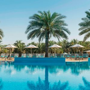 Infinity Pool Le Royal Meridien Beach Resort & Spa Dubai Holidays