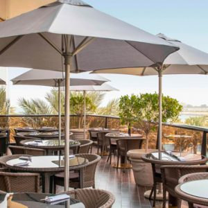 Le Royal Club Lounge Terrace Le Royal Meridien Beach Resort & Spa Dubai Holidays