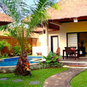 Luxury Bali Holidays FuramaXclusive Resort & Villas Deluxe Pool Villa 10