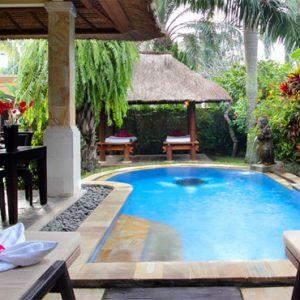 Luxury Bali Holidays FuramaXclusive Resort & Villas Deluxe Pool Villa 3