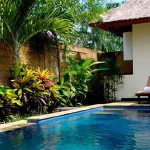 Luxury Bali Holidays FuramaXclusive Resort & Villas Deluxe Pool Villa 4