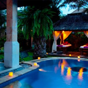 Luxury Bali Holidays FuramaXclusive Resort & Villas Deluxe Pool Villa 5