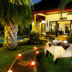 Luxury Bali Holidays FuramaXclusive Resort & Villas Deluxe Pool Villa 6