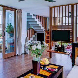 Luxury Bali Holidays FuramaXclusive Resort & Villas Duplex Family Pool Villa