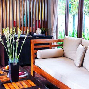 Luxury Bali Holidays FuramaXclusive Resort & Villas Duplex Family Pool Villa 1