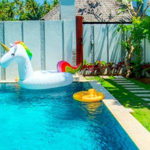 Luxury Bali Holidays FuramaXclusive Resort & Villas Duplex Family Pool Villa 2