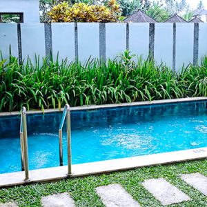 Luxury Bali Holidays FuramaXclusive Resort & Villas Duplex Family Pool Villa 7