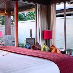 Luxury Bali Holidays FuramaXclusive Resort & Villas Lagoon Pool Access Villa 1