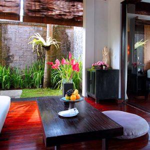 Luxury Bali Holidays FuramaXclusive Resort & Villas Lagoon Pool Access Villa 2