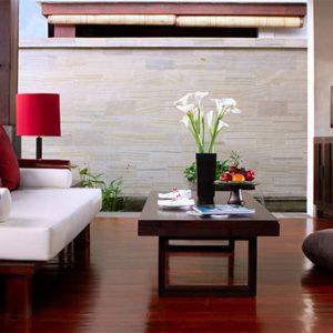 Luxury Bali Holidays FuramaXclusive Resort & Villas Lagoon Pool Access Villa 3