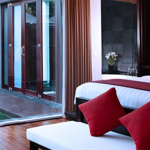 Luxury Bali Holidays FuramaXclusive Resort & Villas Lagoon Pool Access Villa