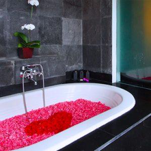 Luxury Bali Holidays FuramaXclusive Resort & Villas Lagoon Pool Access Villa 4