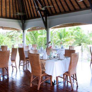 Luxury Bali Holidays FuramaXclusive Resort & Villas Restaurant 1