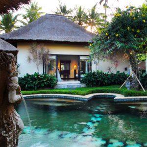 Luxury Bali Holidays FuramaXclusive Resort & Villas Two Bedroom Royal Pool Villa 4