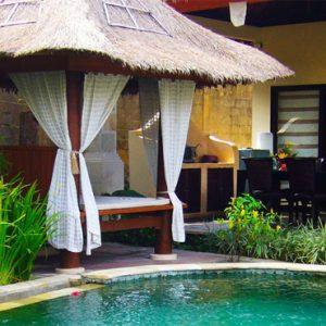Luxury Bali Holidays FuramaXclusive Resort & Villas Two Bedroom Royal Pool Villa 5
