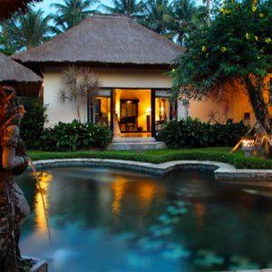 Luxury Bali Holidays FuramaXclusive Resort & Villas Two Bedroom Royal Pool Villa 6