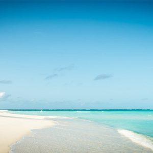 Luxury Maldives Holidays Hideaway Beach Resort Beach View