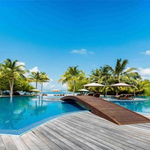 Luxury Maldives Holidays Hideaway Beach Resort Deluxe Beach Residence With Pool 1