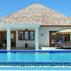 Luxury Maldives Holidays Hideaway Beach Resort Deluxe Beach Residence With Pool