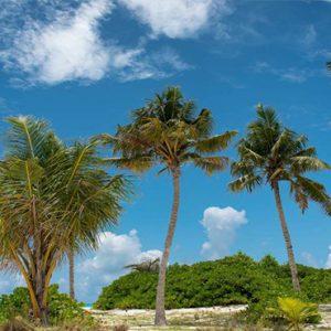 Luxury Maldives Holidays Hideaway Beach Resort Deluxe Sunset Beach Villa Pool