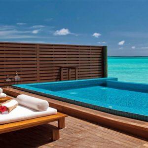 Luxury Maldives Holidays Hideaway Beach Resort Ocean Villa With Pool 1