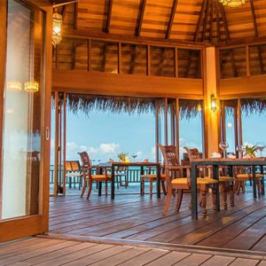 Luxury Maldives Holidays Hideaway Beach Resort Samsara Asian Fusion Restaurant
