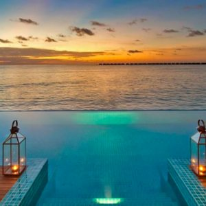 Luxury Maldives Holidays Hideaway Beach Resort Two Bedroom Ocean Villa With Pool 1