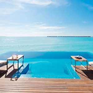 Luxury Maldives Holidays Hideaway Beach Resort Two Bedroom Ocean Villa With Pool 3