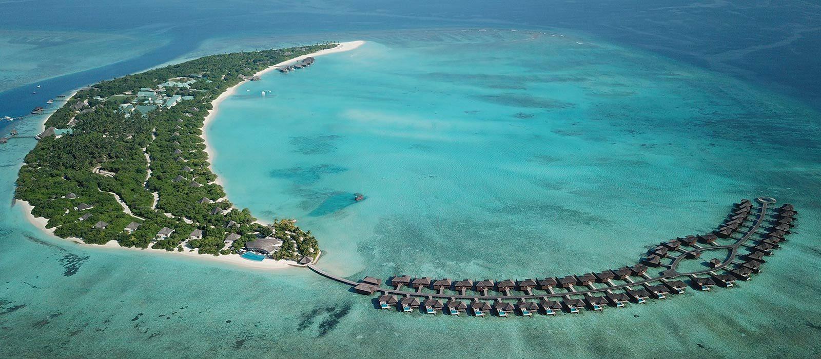 Luxury Maldives Holidays Hideaway Beach Resort Header