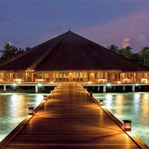Luxury Maldives Holidays Hideaway Beach Resort Matheefaru Restaurant1