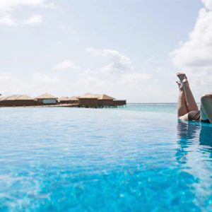 Luxury Maldives Holidays Hideaway Beach Resort Pool1