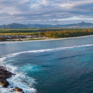 Luxury Mauritius Holiday Packages Anantara Iko Luxury Mauritius Resort & Villas Beach Overview